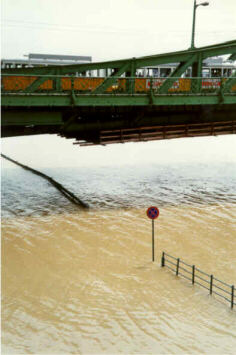 Flood in Budapest 1.