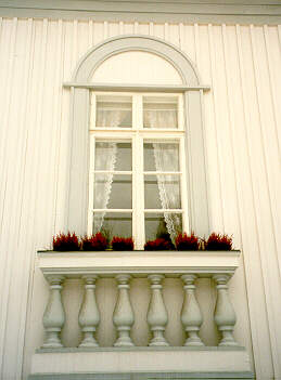 Window in Old Rauma 2.